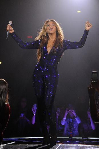 Beyonce mrs carter tour bodysuit